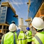 Six years on: Spain starts building again