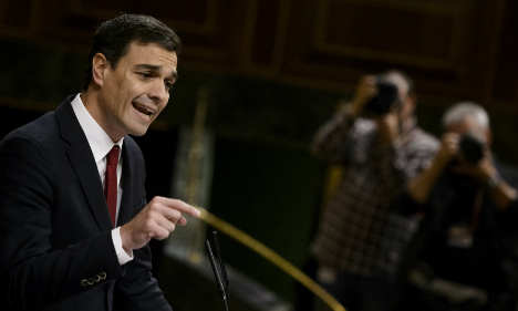 Spain opposition slams 'big brother' wiretapping