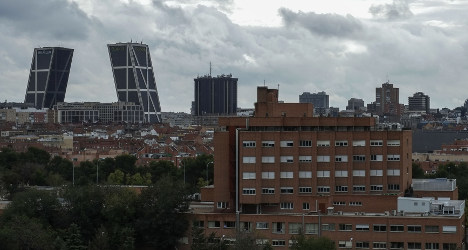 Spanish aid worker cleared over Ebola fears