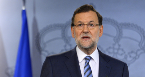 Spain PM Rajoy to join Sunday demo in Paris