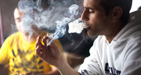Holy smoke: Cannabis fest hits Canaries