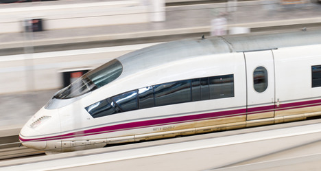Spain set for new high-speed rail links in 2015