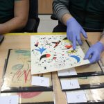 Police foil forgers who copied Miró and Picasso