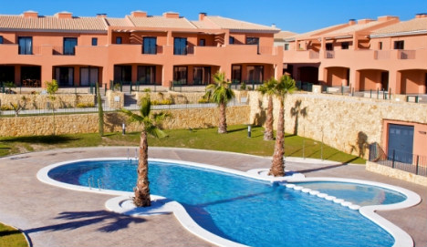 Euro property bargains up for grabs in Spain