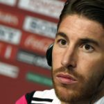 Sergio Ramos ruled out for five weeks