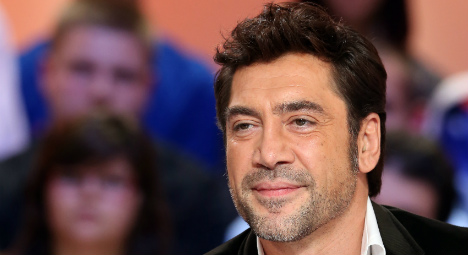 Shiver me timbers! Bardem in Pirates 5