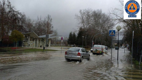 The rain in Spain falls mainly…everywhere