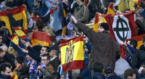 Spain's most wanted Nazi hooligan arrested