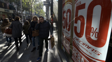 It's official: Spanish economy is growing