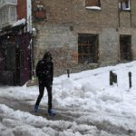 Cold snap is causing chaos across Spain
