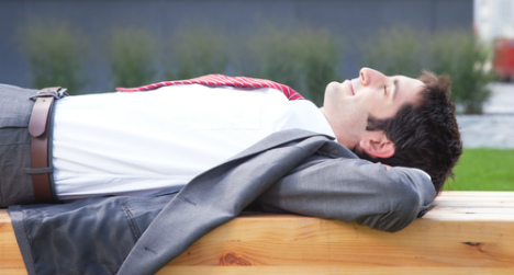 Siestas are good for you, research shows