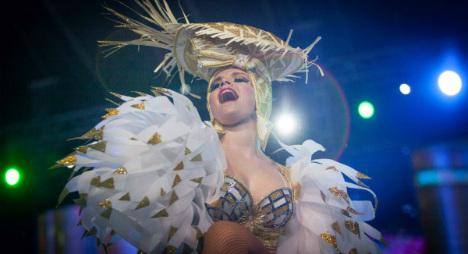 Sun, sea and sequins as carnival hits Tenerife