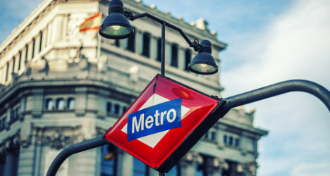 Madrid Metro fires head of security for gay gaffe