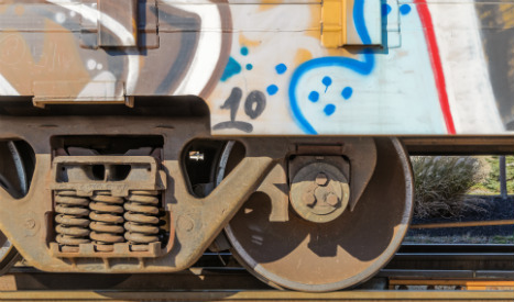 Arrested: The graffiti gang who stopped trains