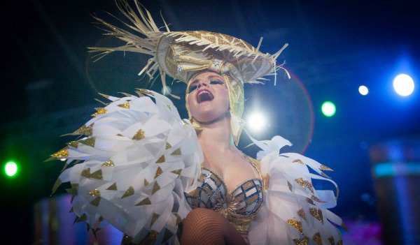 In pics: Sun, sea and sequins as carnival hits Tenerife