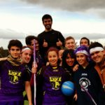 Brooms up! Quidditch casts its spell over Spain