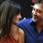PENELOPE CRUZ AND JAVIER BARDEM: Penelope met Javier on her first film, Jamón Jamón, when she was just 16 years old. But it would be another 15 years, and a very near-miss for Cruz with a certain Hollywood Scientologist, before the friends became lovers when they were reunited on the set of Vicky Cristina Barcelona. Both Oscar winners, the pair now have two children, Leo and Luna, and are the undisputed king and queen of Spanish cinema. Photo: AFP