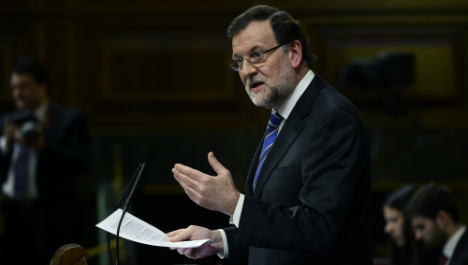 'Spain has achieved the impossible,' insists Rajoy