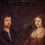 FERNANDO AND ISABELLA: Not many couples can say that by getting together, they united entire kingdoms and lay the foundation for a country, but the Catholic Monarchs, as they came to be known can. When Isabel of Castille married Ferdinand of Aragon, they united the kingdoms that became the basis for the political unification of Spain. Their reign saw the reconquest and the Spanish Inquisition. They financed Christopher Columbus' 1492 voyage to 'The New World' marking the start of hundreds of years of Spanish colonies in Latin America.Photo: Wikimedia/Dal89