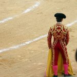 <b>Suit of lights:</b> Matadors may be celebrated as the bravest and most daring of men, but don´t go thinking that just anyone can look macho in their 'suit of lights'. The sequined bolero jackets, skin tight leggings, pink knee socks and ballerina pumps may not look out of place in a bullring but you might not want to try it out on a typical night down the pub.Photo: Jose Luis Sanchez Mesa/Flickr