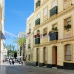 Sitting bang in the middle of the league table, with property prices matching the national average, is the coastal province of Cadiz. A three bedroom, two bathroom apartment close to the beach can be bought for €216,000 (reduced from €237,000). Photo: Skyline Costa Luz/Kyero.com