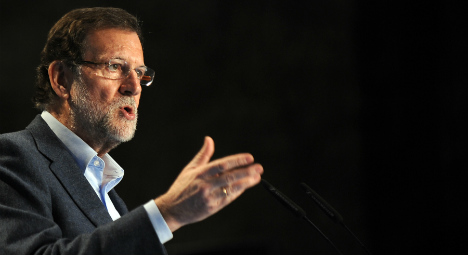 Rajoy hits back at Greek PM in austerity row