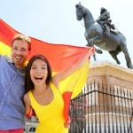 Younger Spaniards happier than older ones