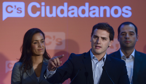 Radical centrists spook Spain's populists