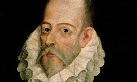 Cervantes has been found…or has he?