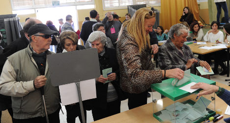 Andalusia vote a key test for Podemos