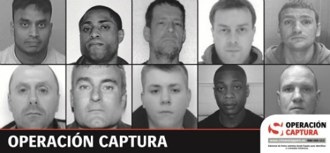 Nowhere to hide on Spain's Costa del Crime