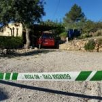 Town in shock at expat double murder