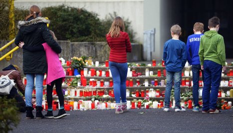 Germanwings crash: First victims named