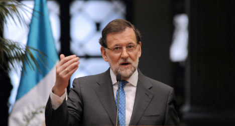 Rajoy: 'Greece must honour its commitments'