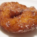 """<b>Buñuelos.</b> Basically a fried doughnut, this treat is made with simple ingredients of water, milk, egg or yeast and can be sweet or savoury.Photo: Photo: <a href=""""http://bit.ly/1HWslyB"""">Baptiste Pons</a>/Wikipedia Commons"""