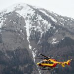 """Alain Vidalies, French secretary of state for transport described the site of the crash as """"an area that is snow-capped, inaccessible by vehicles, but which could be flown over by helicopters.""""Photo: AFP"""