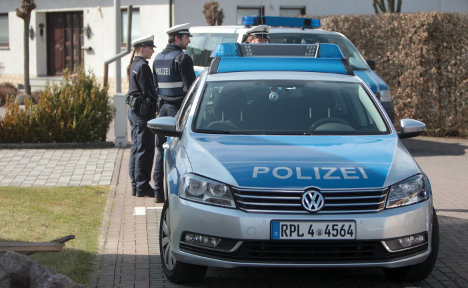 Police search co-pilot's home in Germany
