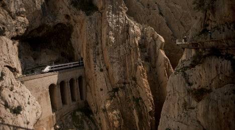 'World's most dangerous footpath' reopens
