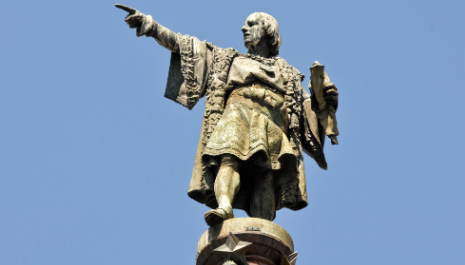 Columbus letter saved for nation by court
