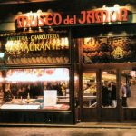 THE MUSEUM OF HAM: Wander round Spain's capital city and you'll soon notice a 'museo de jamón' on nearly every street corner. While eager tourists clamour take pictures of this 'museum',  with its impressive collection of hanging hams, we'll let you in on the truth - it's actually a popular bar that serves A LOT of ham. Photo: StevenErat/Flickr