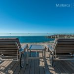 """4- This sea-view three-bedroom duplex penthouse is located San Augustin, just on the outskirts of capital Palma, and within a few minutes' walk of shops, bars, restaurants and the trendy Port Olimpic Calanova. Price: €3,450,000 Photo: <a href="""" http://bit.ly/1OrFcdQ""""> Offered by Sotheby's International Realty</a>"""