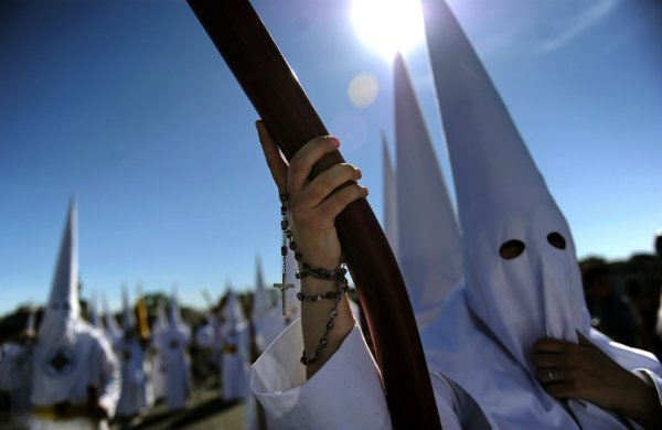 Spain's incredible Holy Week processions