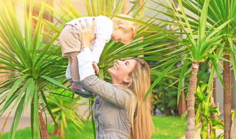 Life's better in Spain, say expat mothers