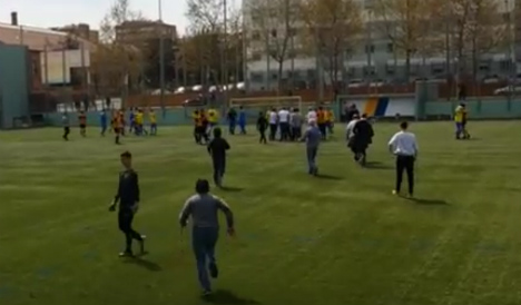 Outrage as parents beat coach, 17, in soccer row