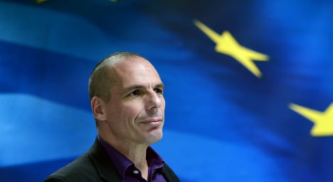 Yanis Varoufakis: 'I am a reluctant politician'