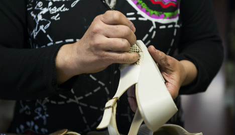 Spain's shoe sector shines in black economy