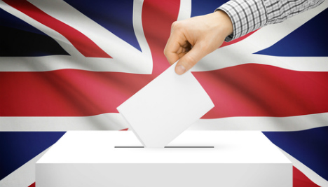 Last ditch plea for UK expats to register to vote