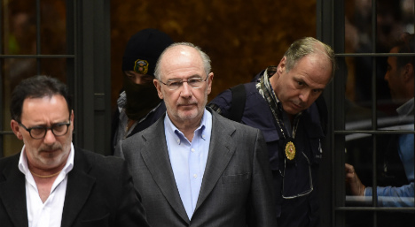 Home of Ex-IMF chief searched in fraud probe