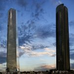 Madrid's iconic 'four towers' to become five