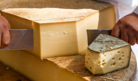 Cheese thieves caught…(and they're not mice)